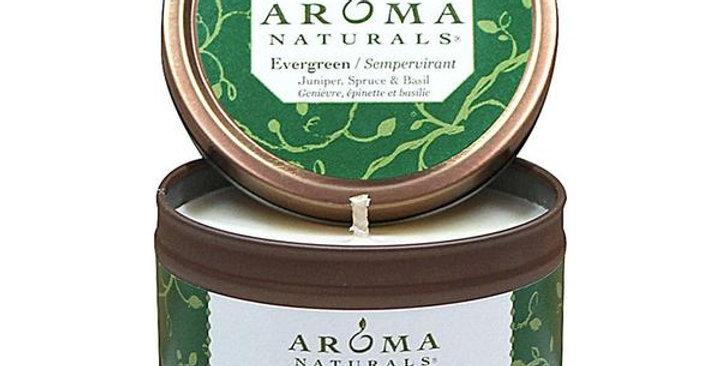 Aroma Naturals Evergreen Small Tin 3 oz.