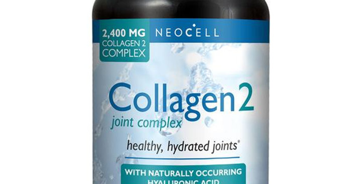 NEOCELL COLLAGEN TYPE 2 JOINT COMPLEX 120 CAPSULES