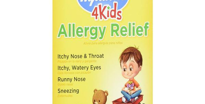HYLAND'S 4 KIDS ALLERGY RELIEF QUICK DISSOLVING TABLETS 125 QUICK-DISSOLVING TAB