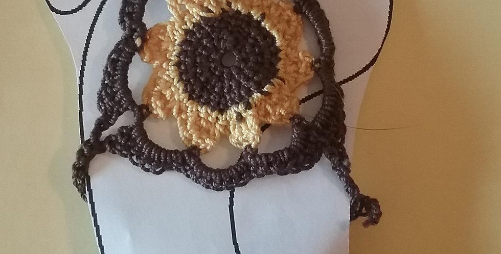 Barefoot Sandals - Sunflower