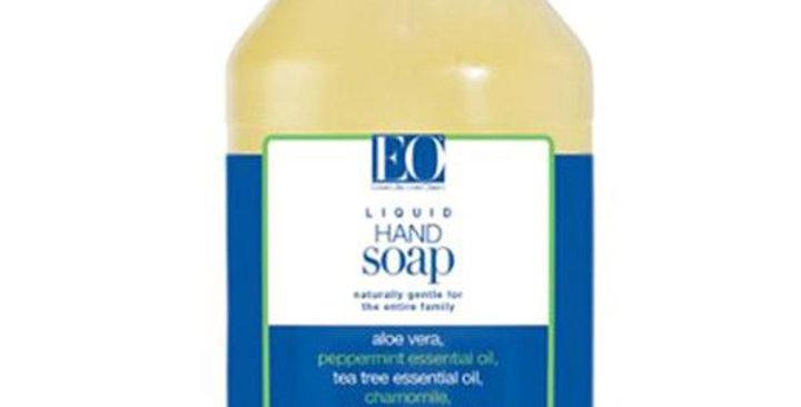EO PEPPERMINT & TEA TREE LIQUID HAND SOAP 1 GALLON