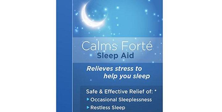 HYLAND'S STRESS & SLEEP CALMS FORTE TABLETS 100 COUNT