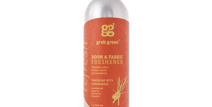 GRAB GREEN TANGERINE WITH LEMONGRASS ROOM & FABRIC REFRESHER 7 OZ.