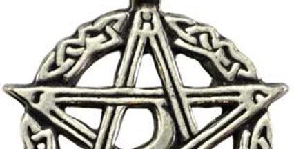 Mystic's Waxing Moon Amulet
