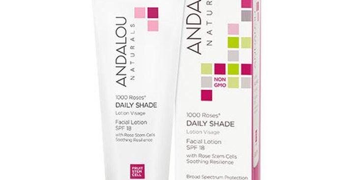 Andalou Naturals 1000 Roses Daily Shade Facial Lotion 2.7 fl. oz.