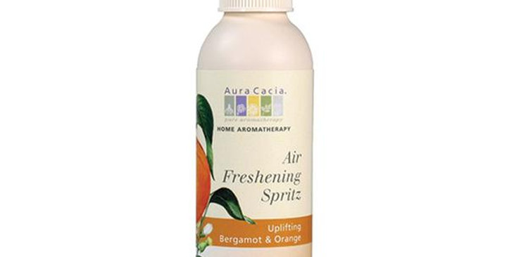 Aura Cacia Bergamot & Orange Air Freshening Spritz 6 fl. oz.