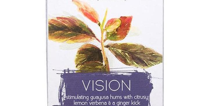 NUMI TEA VISION ORGANIC HOLISTIC TEA 16 TEA BAGS