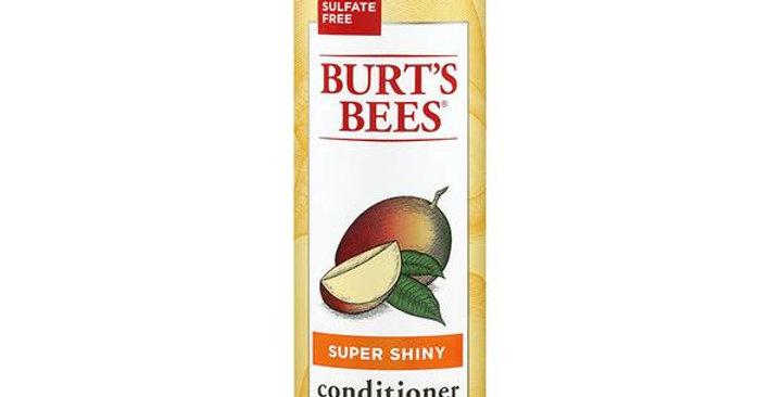 BURT'S BEES SUPER SHINY MANGO CONDITIONER 10 FL. OZ.