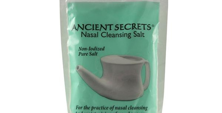 Ancient Secrets Nasal Cleansing Salt 8 oz.