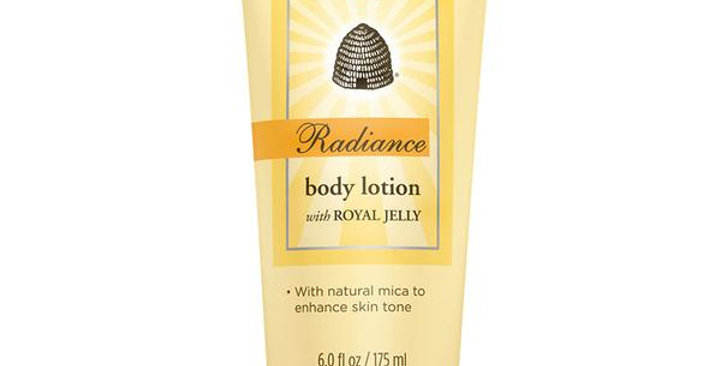 BURT'S BEES RADIANCE WITH ROYAL JELLY BODY LOTION 6 FL. OZ.