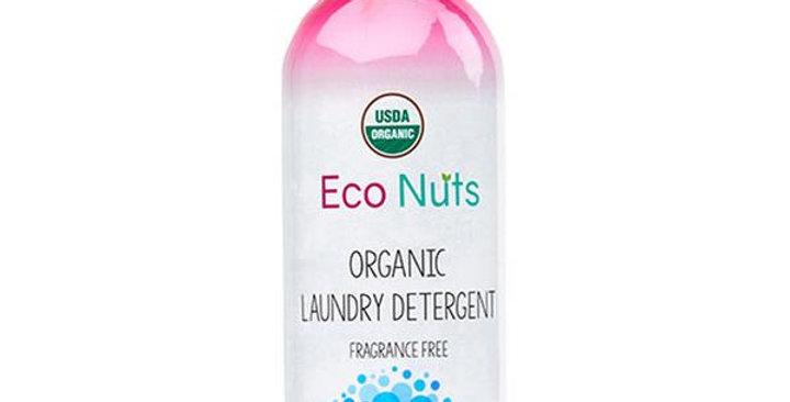 ECO NUTS ORGANIC LAUNDRY DETERGENT 16 FL. OZ.