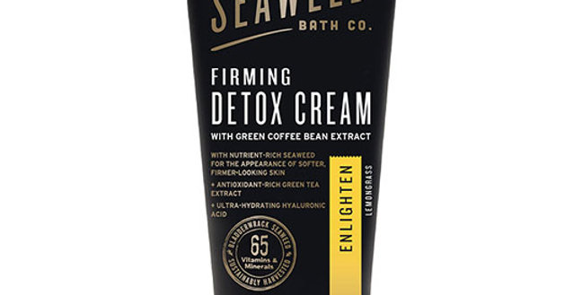 THE SEAWEED BATH CO. ENLIGHTEN FIRMING DETOX CREAM