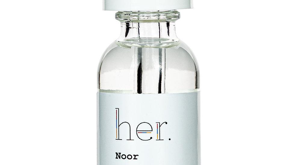 her. Noor