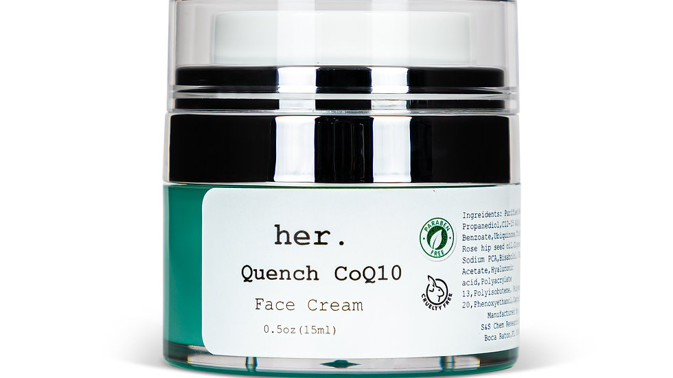 her. Quench CoQ10 Cream
