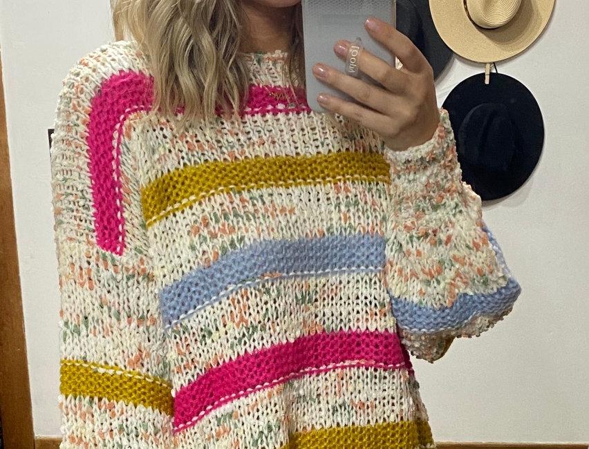 Call My Name Sweater