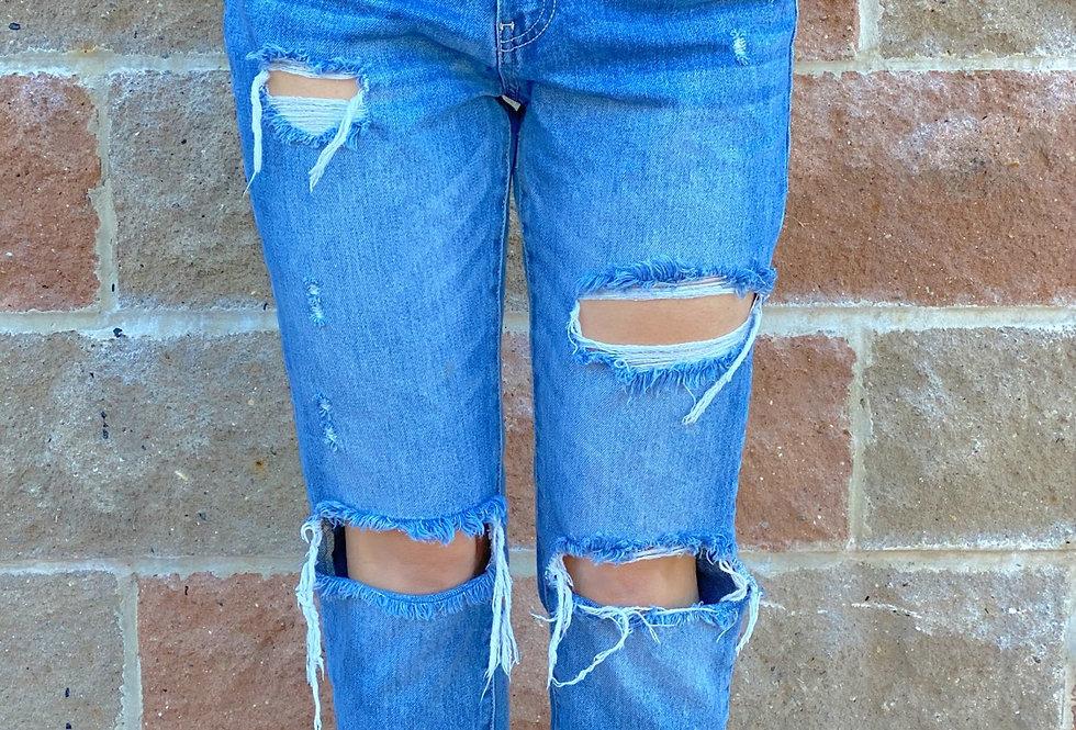Special A Boyfriend Jeans