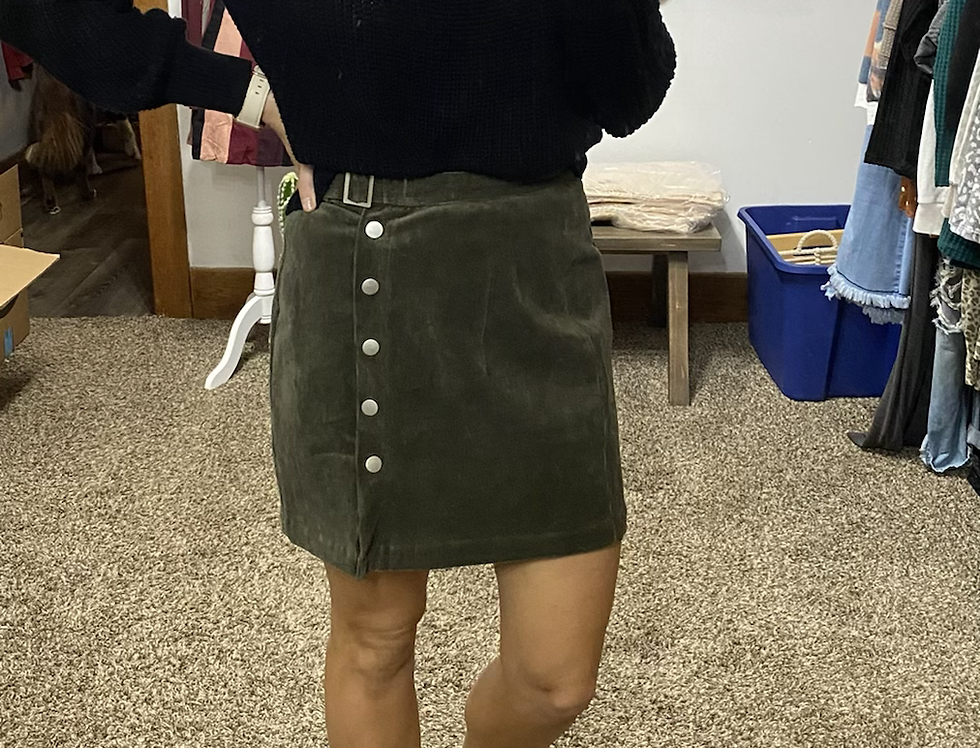 Everything You Got Skirt