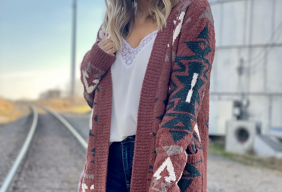 Chase the Clouds Cardigan