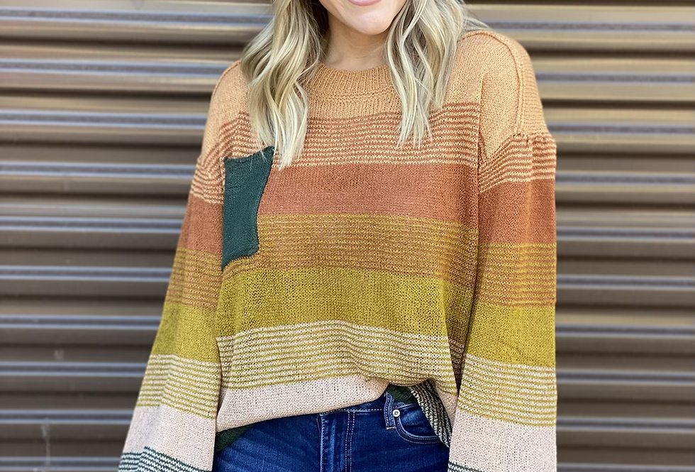 Easy to Forget Sweater
