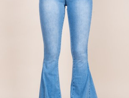On Your Own Flare Jeans