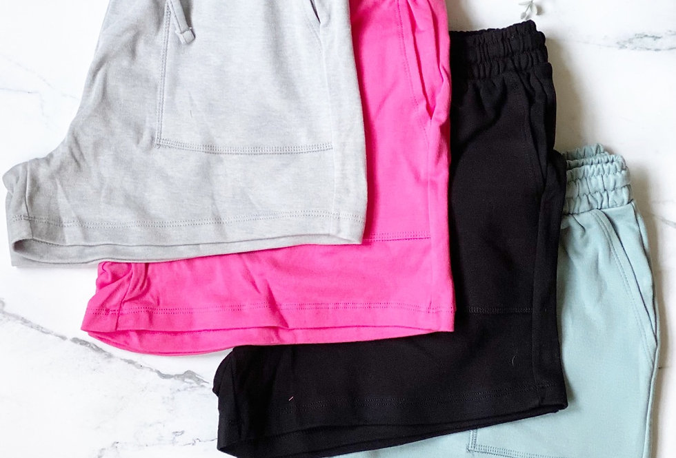 Change of Pace Shorts