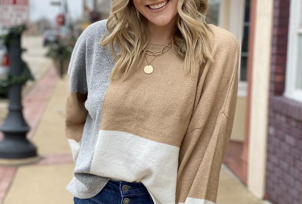 Come Around Me Sweater