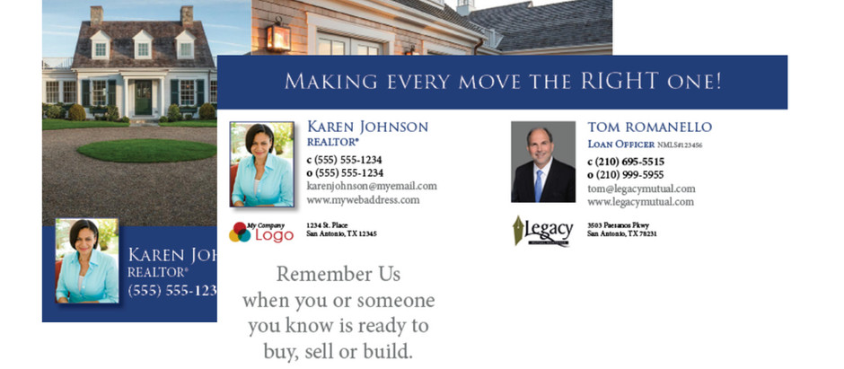 Smart Co-Marketing for Realtors and Lenders