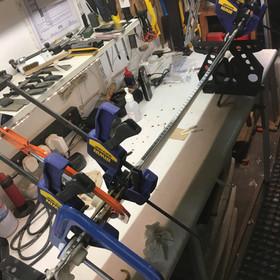 A delam repair
