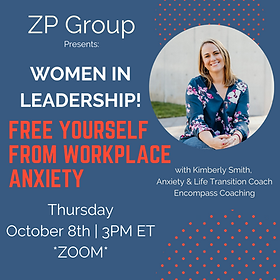 ZP Group & Piper Companies Kimberly Smith, Certified Life Coach, Houston, Texas