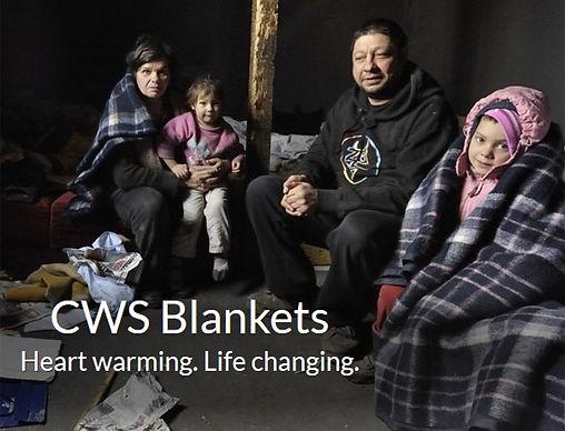 Blanket-Sunday Salem United Church of Ch