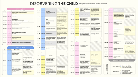 Discovering the Child Schedule