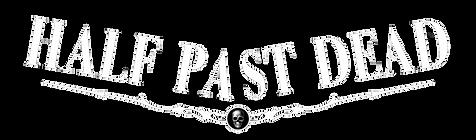 Half Past Dead Clock Hands clear DARK Fo