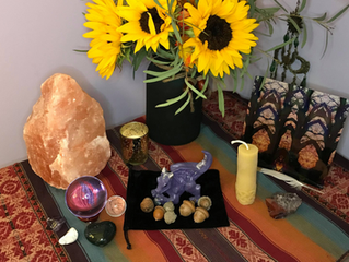 Creating a Sacred Spot in the Home