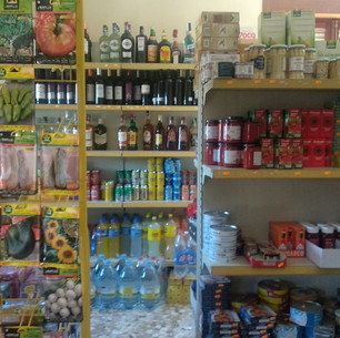 Jesus' Grocery Shop