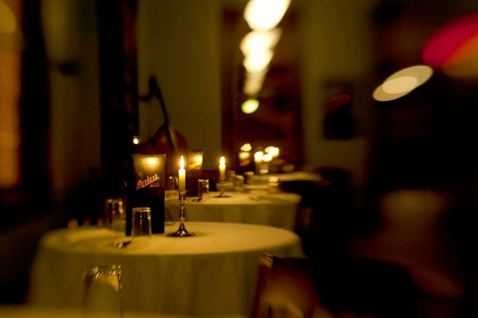 Parker's Bistro offers white tablecloth dinning service every Friday and Saturday.