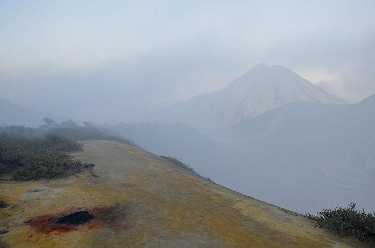 atmospheric mountain photography dusk