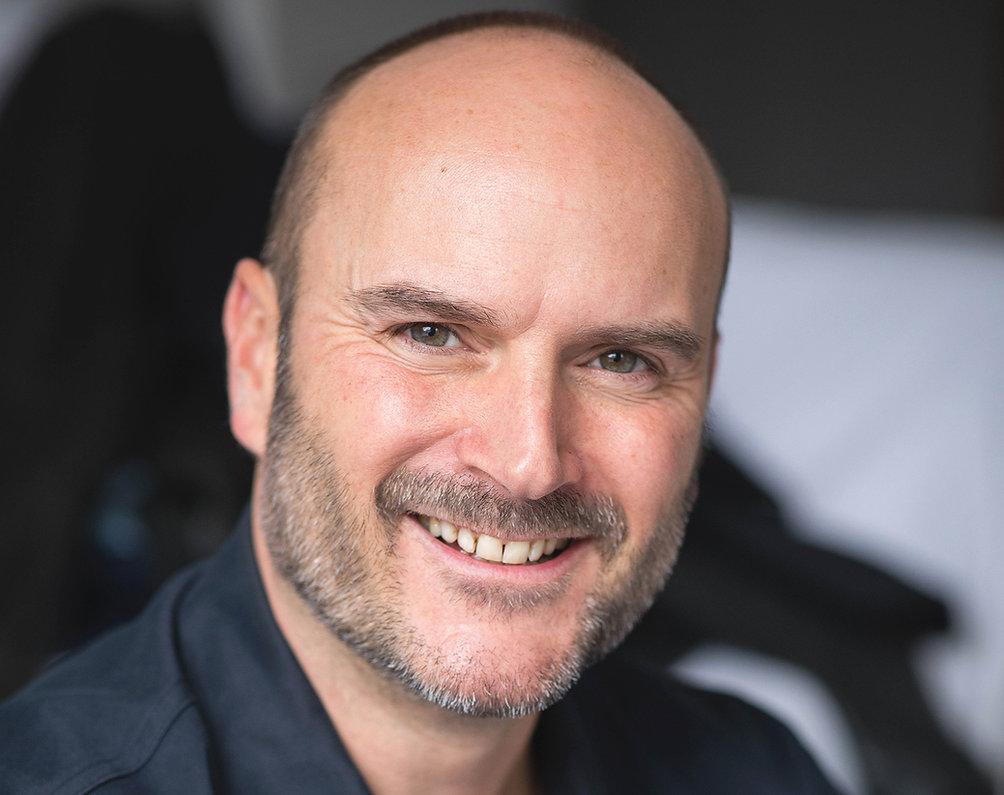 Comédien voix off professionnel - Benjamin CARLIER
