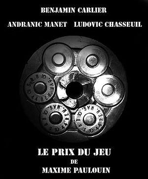 Comédien professionnel - voix off française - Benjamin CARLIER - img Le prix du jeu