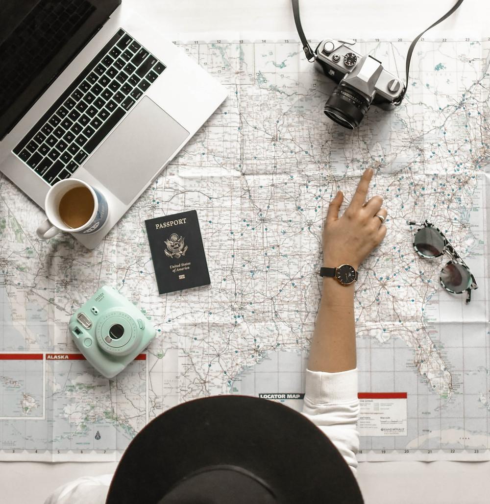 Travel Essentials For a Stress-Free Getaway Femie Mag