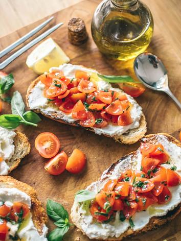 Cucina Mediterranea- Un Tuffo Nel Passat