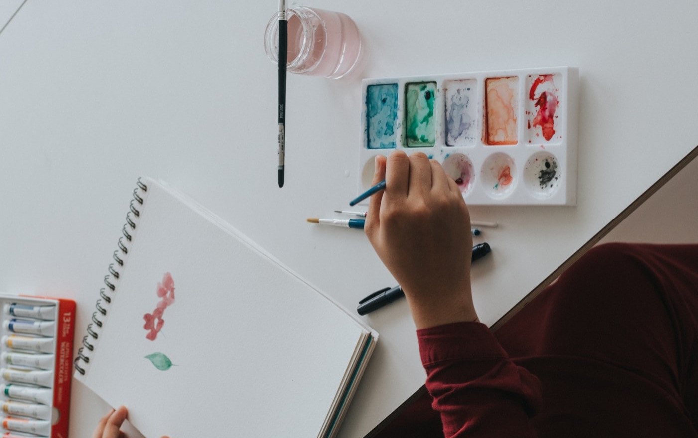 Dealing With Anxiety: Could Art Therapy Be The Solution?