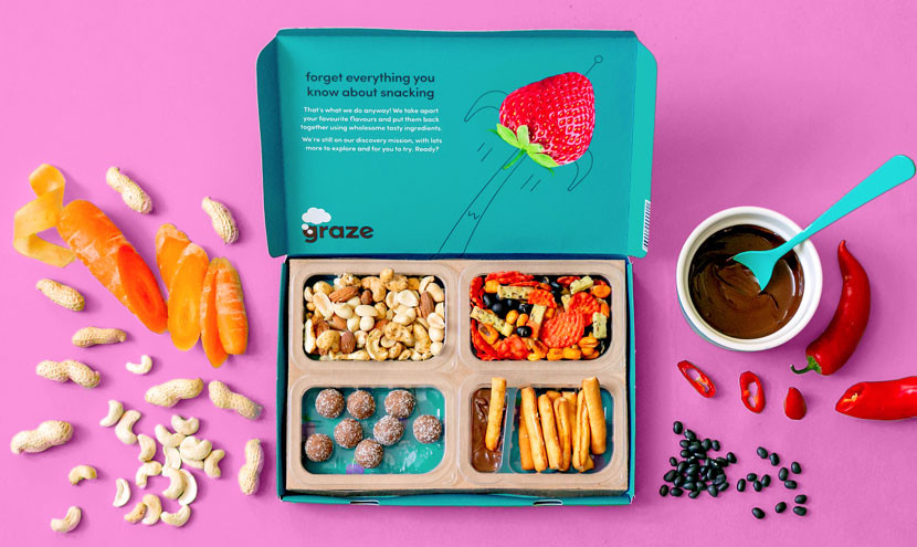 Healthy Snacks Straight to Your Door: The (r)Evolution of Food Deliveries Femie Magazine