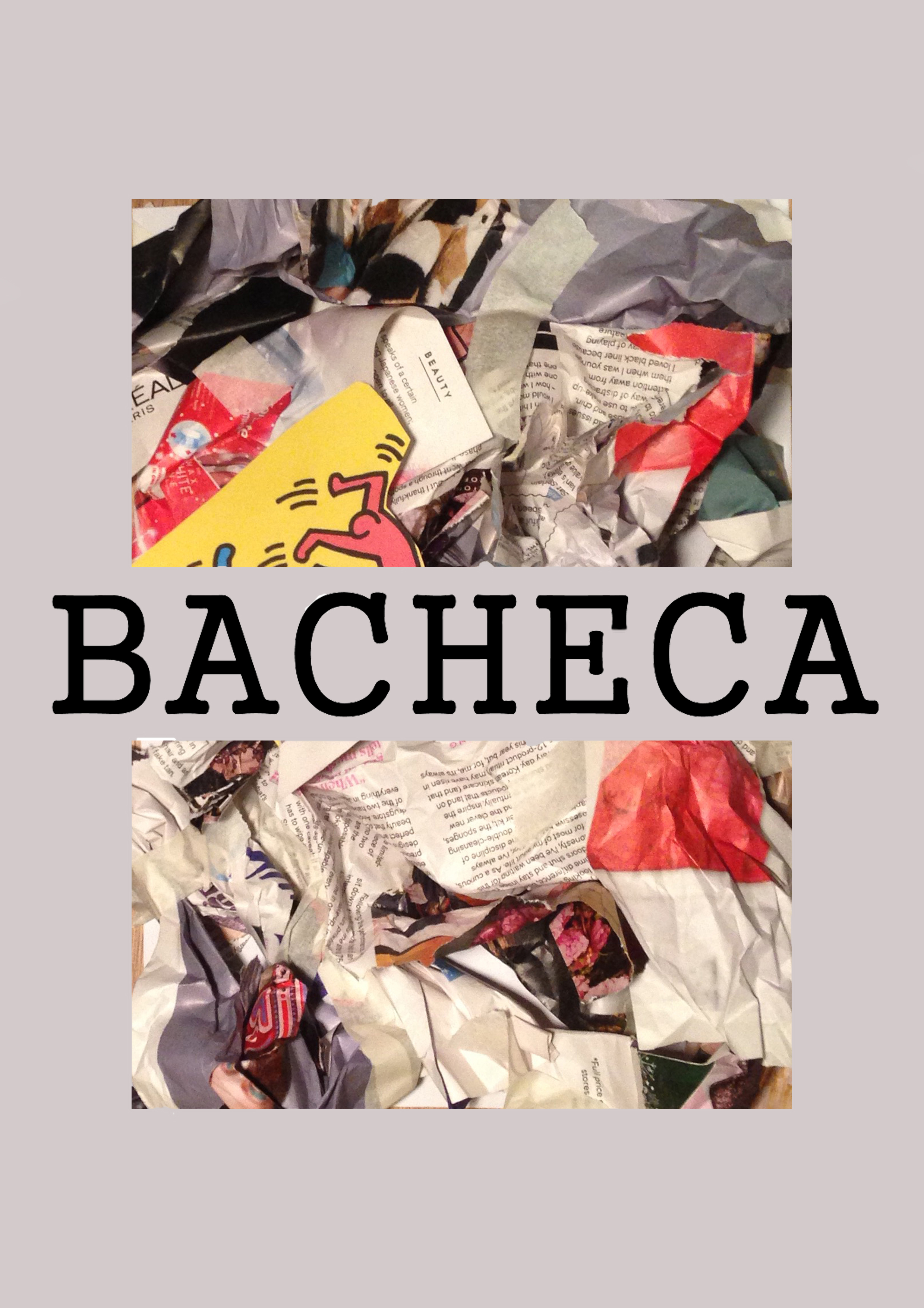 BACHECA front cover