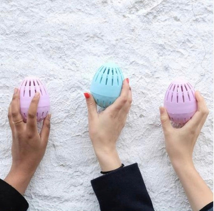 Big Box Laundry Powder Is so Last Season – Check Out The Hottest Laundry Showstopper: the Ecoegg