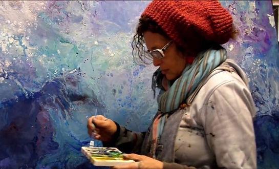 We_Interviewed_Painter_Leonie_Edna_Brown