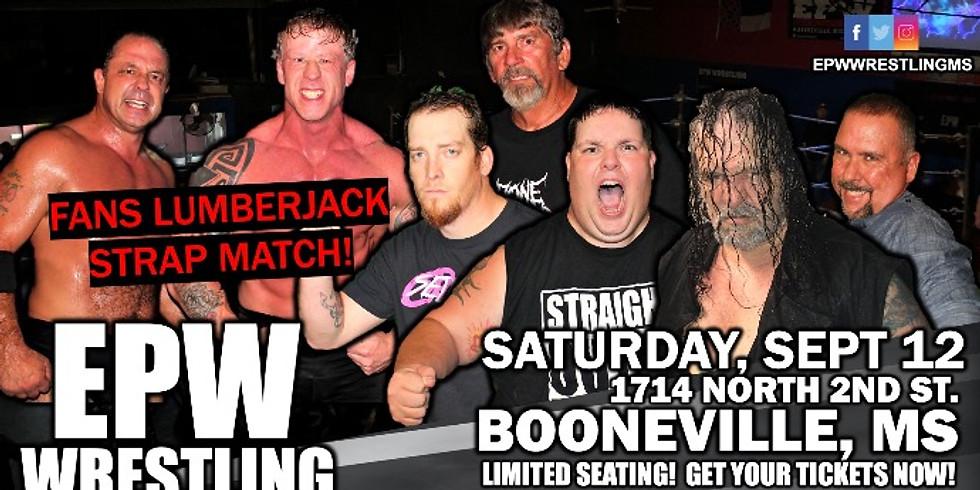 EPW Wrestling - 9.12.20