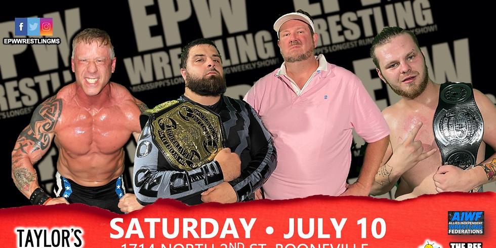 EPW Wrestling - 7.10.2021