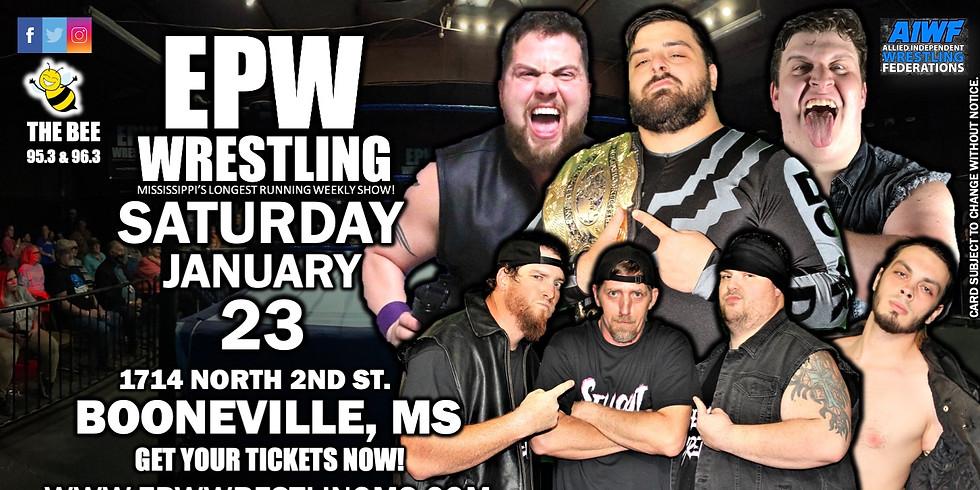 EPW Wrestling 1.23.21