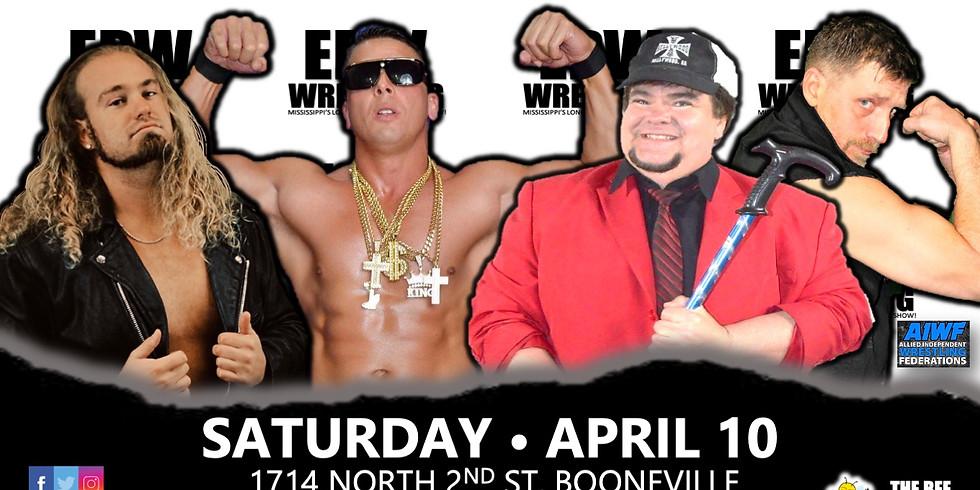 EPW Wrestling - 4.10.2021