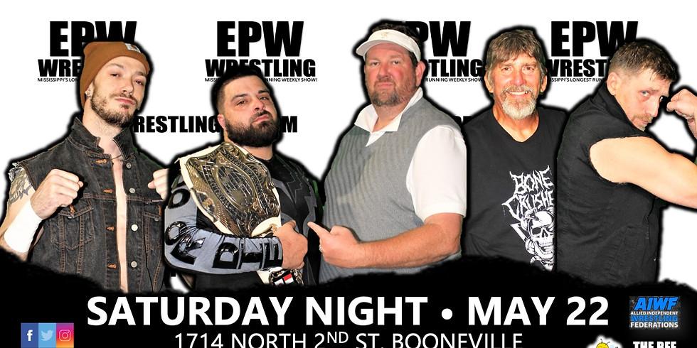 EPW Wrestling - 5.22.2021